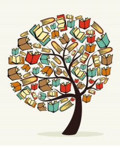 Lista zakupionych książek